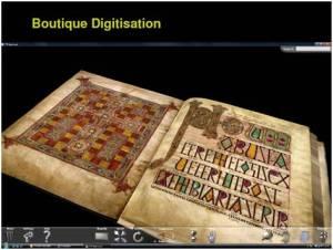 Un des slides de la présentation de Ben White de la British Library qui illustre l'ambiguïté de la position des institutions culturelles. Diaporama sous CC-BY-SA