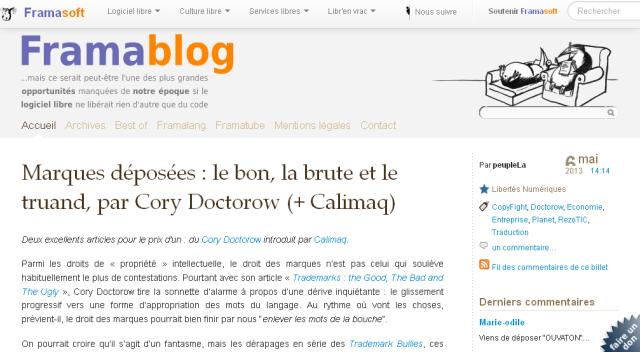 Marques déposées - le bon, la brute et le truand, par Cory Doctorow (+ Calimaq) - Framablog 2013-05-06 15-18-49