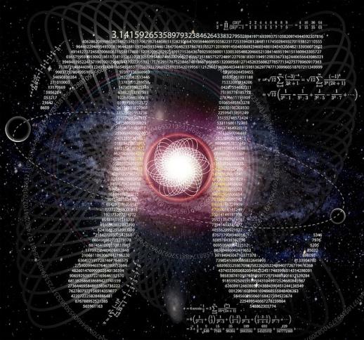 Pi : The Transcendental Number. Par Tom Blackwell. CC-BY-NC. Source : Flickr.