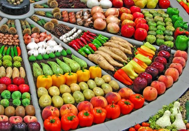 Vectored Vegetables. Par Nancy, Regan. CC-BY-NC. Source : Flickr.